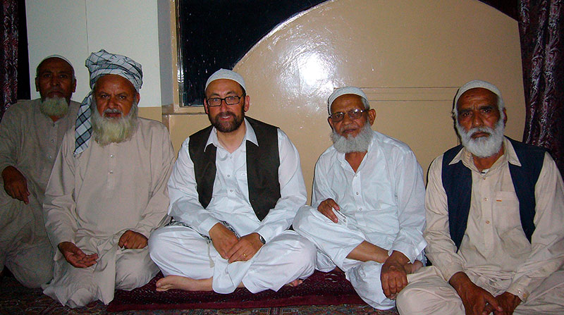 Our CEO successfully negotiated with leaders of Taliban the releasse of 4 hostages